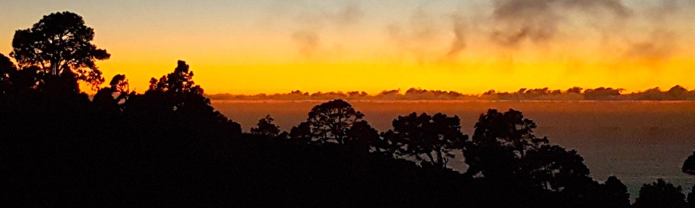 La Palma Sonnenuntergang